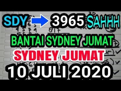 Nomor Keluaran Sydney Lengkap Hari Ini Dan Tercepat